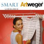 Artweger Smart 60 weiß Scherentrockner Wandtrockner