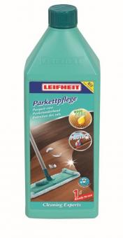 Leifheit 41416 Parkettpflege Reiniger Putzmittel Glanz & Pflege 1 Liter=15,90 €