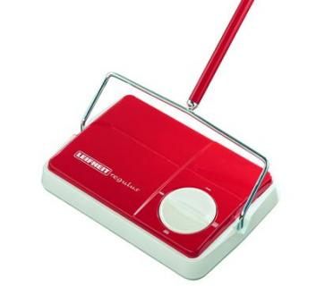 Leifheit 11700 Regulus rot Teppichkehrer - für die schnelle Sauberkeit zwischendurch