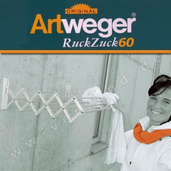 ARTWEGER 331 Ruckzuck 60 Scherentrockner Wäscheständer Wäschetrockner