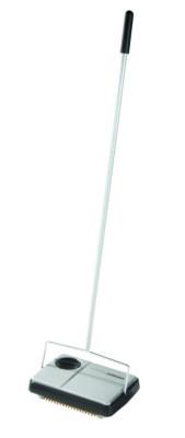 Leifheit 11706 Regulus Limidet Edition schwarz/silber Teppichkehrer - schnelle Sauberkeit