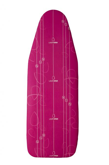 Laurastar Bügeltischbezug  - ORIGAMICOVER purpur  (S range)