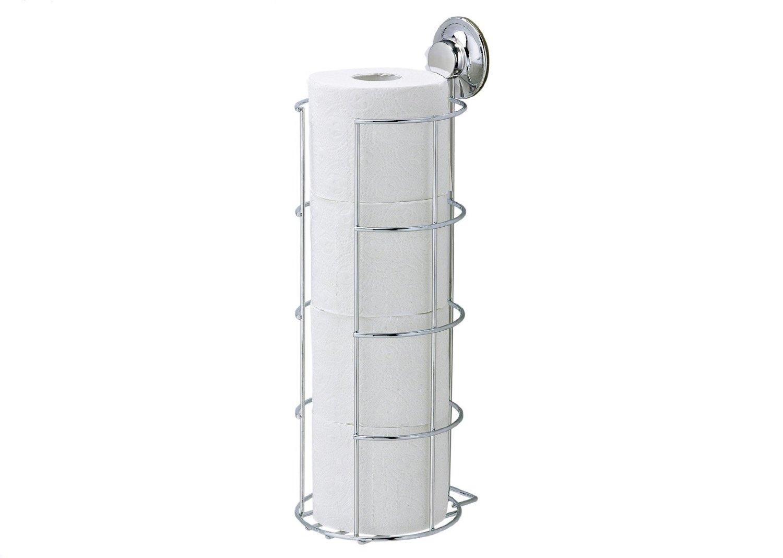everloc el 10216 toilettenpapierrollenhalter reserve f r toilettenpapier ohne bohren und. Black Bedroom Furniture Sets. Home Design Ideas