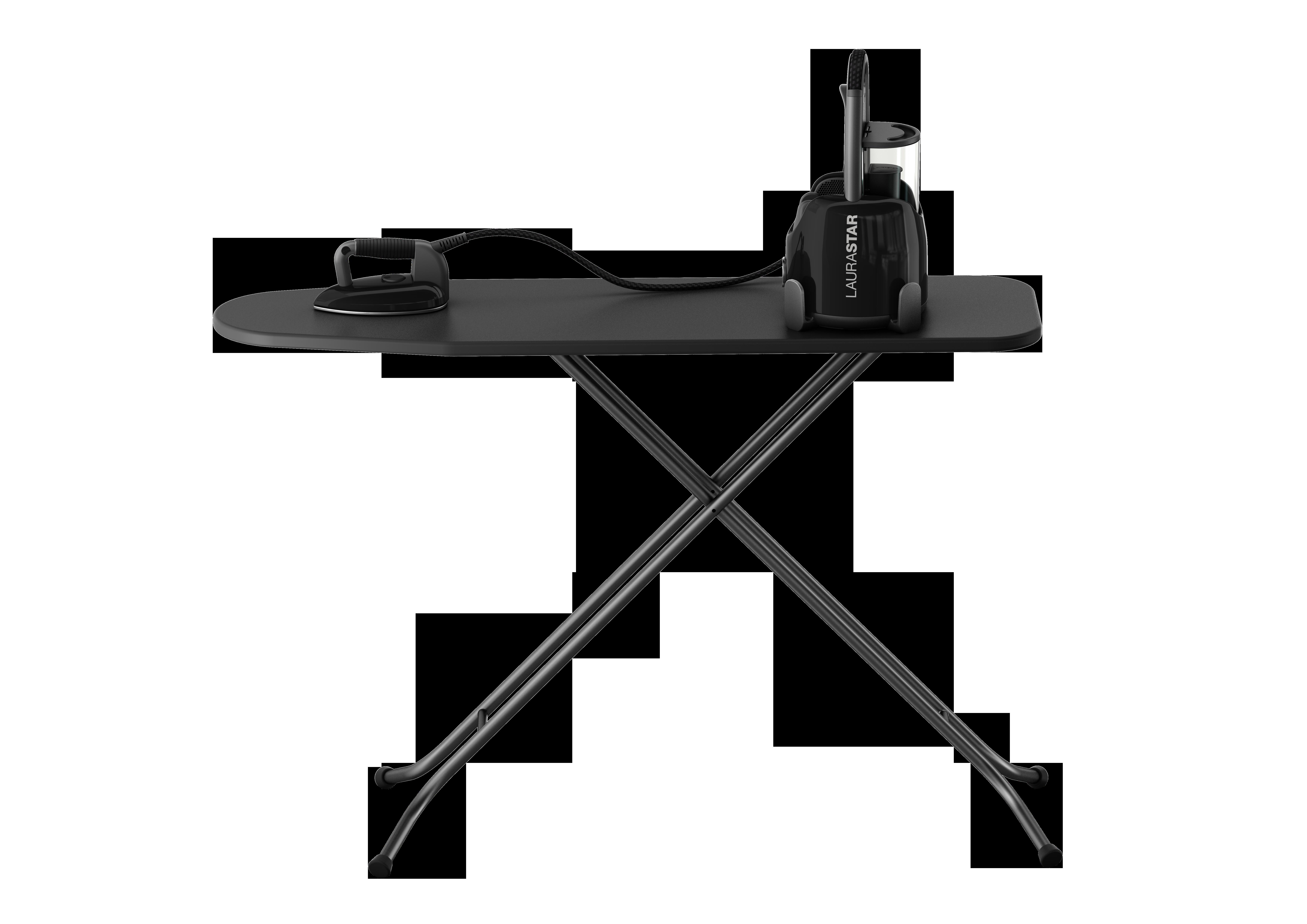 laurastar lift ultimate black tragbare b gelstation g nstig bei ww versand de bestellen. Black Bedroom Furniture Sets. Home Design Ideas